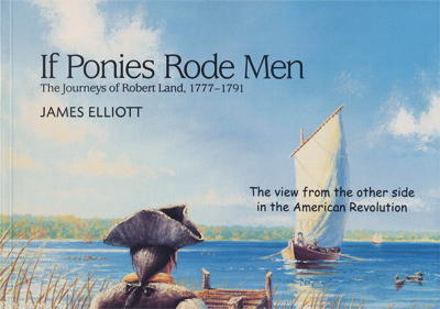 """If Ponies Rode Men"" by James Elliott"
